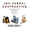 J & C Cabral Contracting - Labour Services Townsville logo