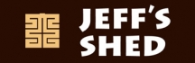 Jeff's Shed Furniture Rug Warehouse | Teak Furniture Eastern Suburbs Melbourne logo