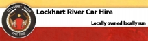 Coen & Lockhart River Car Hire logo