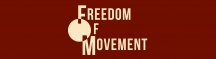 Freedom of Movement - Yoga Classes logo