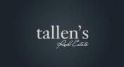 Tallen's Real Estate Agent Gunnedah logo