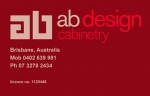 AB Design Cabinetry - New Kitchens Brisbane logo
