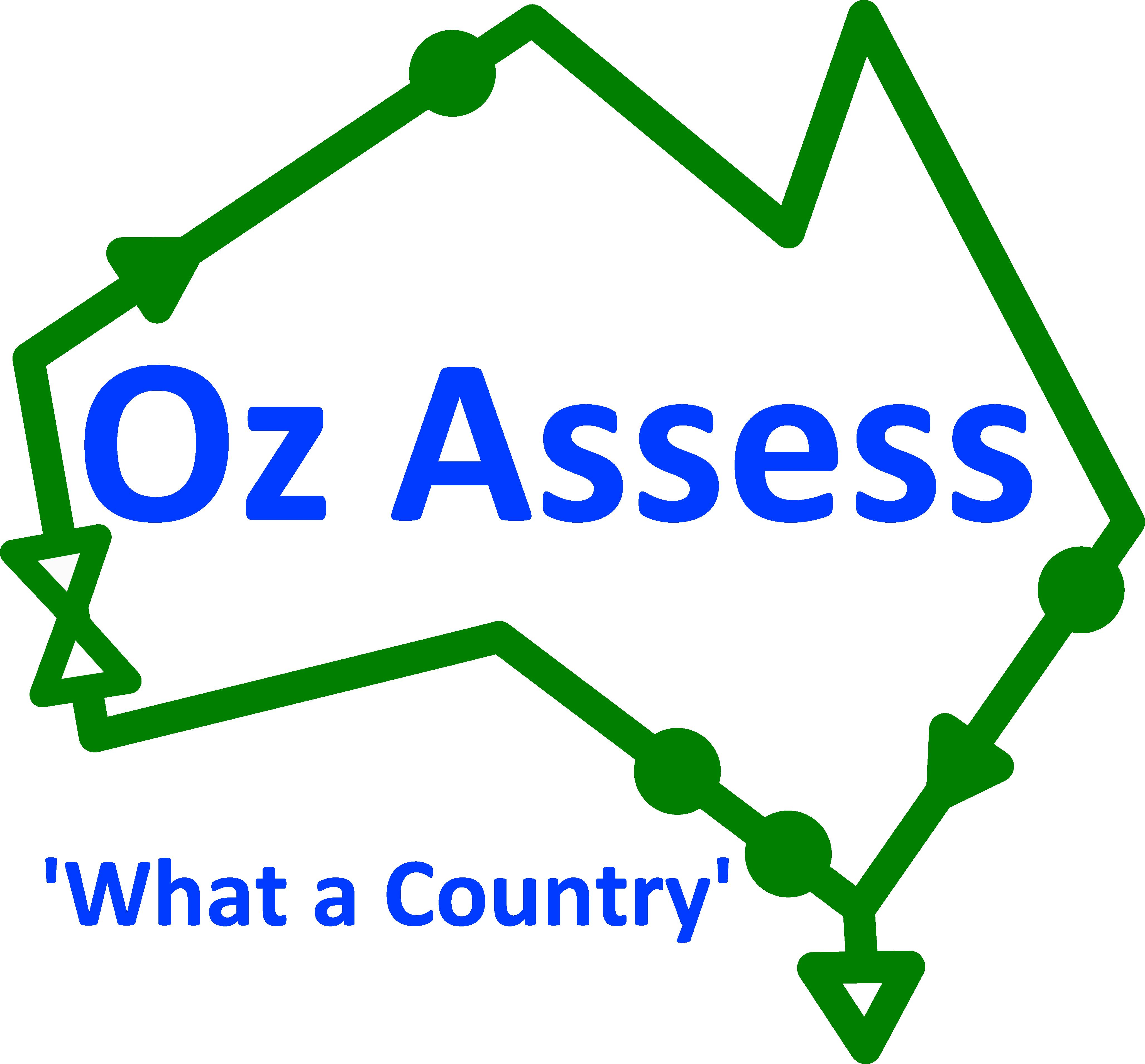 Oz Assess Trade Skills Assessments logo