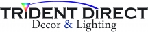 Trident Direct Decor and Lighting logo