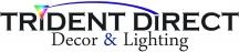 Trident Direct Decor and Lighting logo