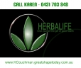 Karen Couchman - Herbalife Distributor | Weight Loss Products Toowoomba logo