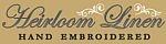 Heirloom Linen - Hand Embroidered Linen Australia logo