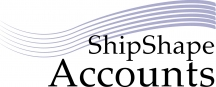 ShipShape Accounts logo