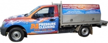 A1 Driveway Cleaning logo