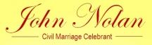 John Nolan Celebrant - Marriage Celebrant Endeavour Hills logo