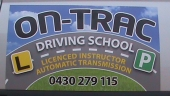 On-Trac Driving School Canning Vale logo