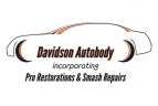 Davidson Autobody / Pro Restorations and Smash Repairs logo