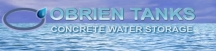 Obrien Tanks - Water Storage Tanks NSW logo