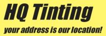 HQ Tinting - Mobile Tinting Adelaide | Gawler logo