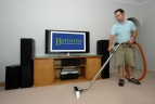 Bensons Carpet Cleaning Adelaide Home Office Cleaning logo