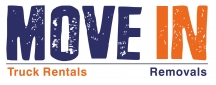 Move In Truck Rental Removals - Home Relocation North Adelaide logo