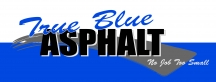 True Blue Asphalt - Concrete Contractor Penrith logo