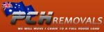 PCH Removals - Furniture Removals Bittern logo