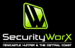 SecurityWorx | Security Services Central Coast logo