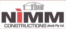 NIMM Constructions Pty Ltd - Builder Palmerston logo