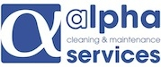 Alpha Cleaning & Maintenance Services logo