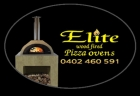Elite Wood Fired Pizza Ovens logo