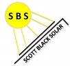 Scott Black Solar - Solar Power and Repairs Emerald logo