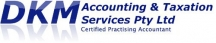 DKM Accounting & Taxation Services - Accountant Merrylands logo