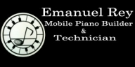 Emanuel Rey Mobile Piano Builder and Technician - Piano Restoration NSW logo