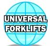 Universal Forklifts - New Forklifts Adelaide logo