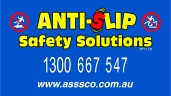 Anti-Slip Safety Solutions Pty Ltd - Anti-slip Floor Sydney | Concord logo