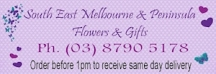 Elegant Treasures and Flowers - Florist Narre Warren logo