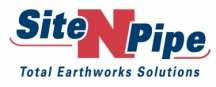 Site N Pipe - Civil Contractor South East QLD logo