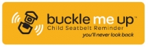 Belt Alert | Buckle Me Up Australia - Seat Belt Safety Device For Kids logo