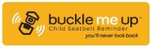 Belt Alert | Buckle Me Up Australia - Seat Belt Safety Device For Kids logo