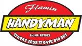 Flamin Handyman -  Handyman Service Tumbarumba logo