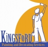Kingsford Painting & Decorating - Affordable Painter Stafford logo