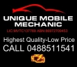 Unique Mobile Mechanic - Automotive Repairs Nambour logo