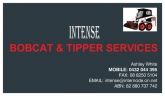 Intense Bobcat & Tipper Services Salisbury North | Bobcat Hire Adelaide logo