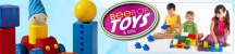 BeeBopToys Childrens Toys logo