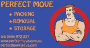 Furniture Removal Sydney by Perfect Move logo