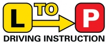 L to P Driving Instruction - Driving Instructor Glenvale logo