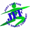 Just For Fun The Dance Company logo