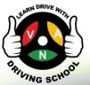 VAN.N Driving School logo