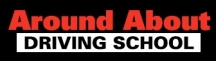 Around About Driving School - Driving Lessons Caboolture logo