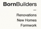 BornBuilders - Innovative Renovators Melbourne logo