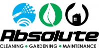 Absolute Cleaning, Gardening & Maintenance - Townsville logo