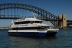 Fusion Cruises logo