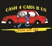 CASH 4 CARS R US | Car Removal Brisbane | Gold Coast logo