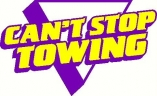 Can't Stop Towing logo